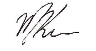 Signature - Michael Kruse